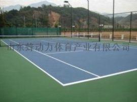 山东蜂动力体育器材厂家供应羽毛球场地