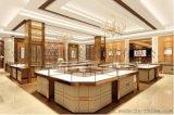 廣州廠家製作電鍍玻璃商場珠寶首飾黃金展示櫃