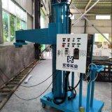铝合金精炼除气机 铝合金除气除渣机 坩埚炉除气设备