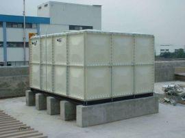 玻璃钢水箱多少钱 高位水箱 不锈钢冷却水箱