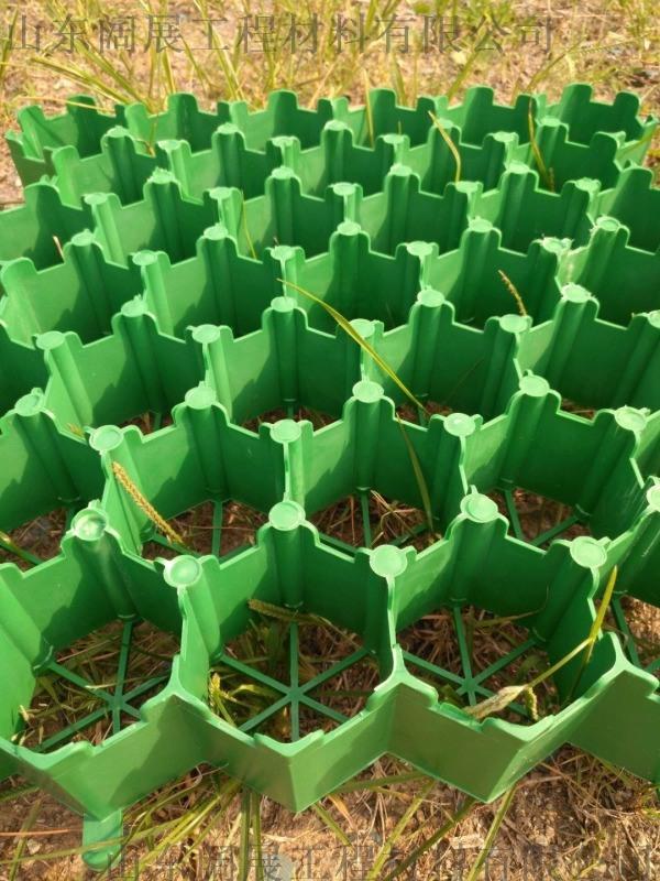 消防通道闊展廠家推薦使用加強型植草格
