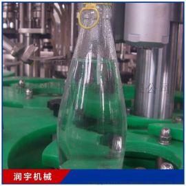 果汁饮料三合一灌装机 瓶装水灌装机