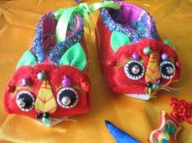 中国传统虎头鞋 (HT-5)