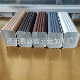 天津金属雨水管质量哪家好 铝合金屋檐排水管