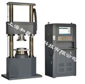 【电液伺服压力试验机】500KN微机控制试验机1050mm行程厂家供应