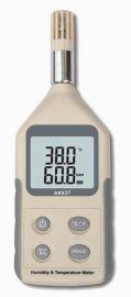 青岛拓科厂家供应手持快速数显温湿度表GN1362