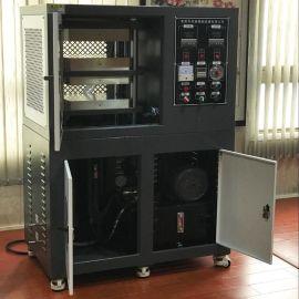 高精度金属压片机 小型实验室电动加**成型机