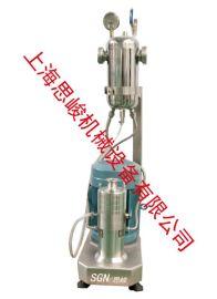 sgn納米管線式均質機