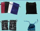 大批量生產訂做各種絨布袋  絨布束口袋