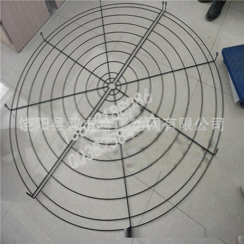 排风扇防尘网罩 不锈钢风机罩 轴流风机防护罩 厂家直销