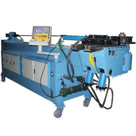 DW-50液压弯管机厂家铁管铝管铜管单头抽芯弯管机