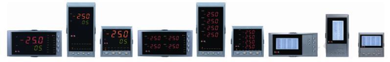虹润仪表数字显示八路,十六路巡检控制仪,四回路显示测量控制仪