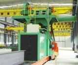 供應東莞輥道式鋼板表面處理拋丸設備鋼結構拋丸機
