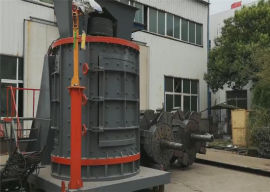 立轴式铁矿石复合破制砂机 河南友邦生产厂家