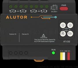 阿尔尤特智能照明控制系统窗帘模块厂家直销直供