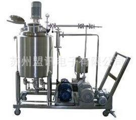 液体/溶液搅拌机 液体过滤器/箱/罐 真空/实验室/不锈钢搅拌机