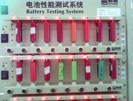 新威18650电池分容柜5V3A电池容量测试仪
