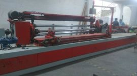 环龙机器精切机SJQ-3DNC工业纸管设备高效率工业纸管精切后加工