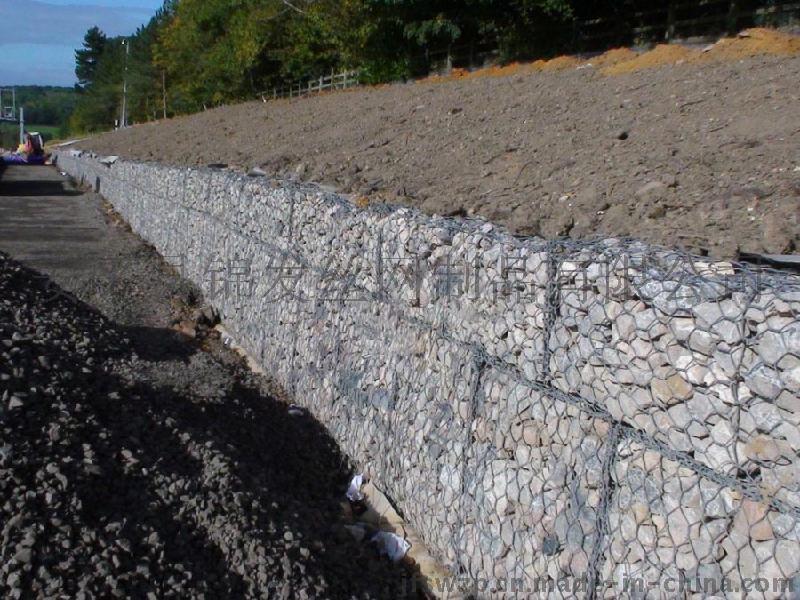 铅丝石笼网适用范围