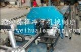 潍坊炜桦冷弯货架立柱成型机仓储货架生产设备