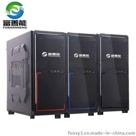 富善能X16   箱 防辐射电脑机箱 全五金黑化 可以OEM机箱     合作伙伴