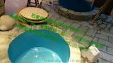 專業生產食品級環保型魚池防水防腐漆【景觀池防水防腐漆】環氧防水漆/魚池防水防菌材料