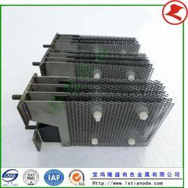 隆盛公司供应钛阳极,印染废水处理用钛电极、钛阳极