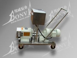 寧波邦威泵業(50BV6-10)牙膏輸送泵