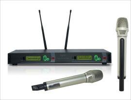 lspro乐士普演出真分集一拖二无线麦克风LD8000