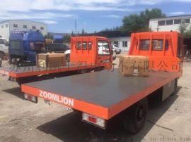 电动搬运货车 5吨电动平板货车 电动平板云物流车