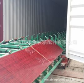 集装箱竹地板28厘 集装箱竹地板 修箱专用地板