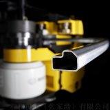 和和機械 OD 130 mm, 6軸數控彎管機,1D快速材料助推彎管機