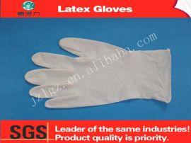 供应一次性有粉外科检查乳胶手套
