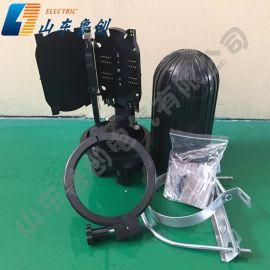 电力金具塑料帽式接头盒炮筒型接续包室外防水立式出口产品