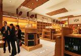深圳紅酒展廳設計效果圖,