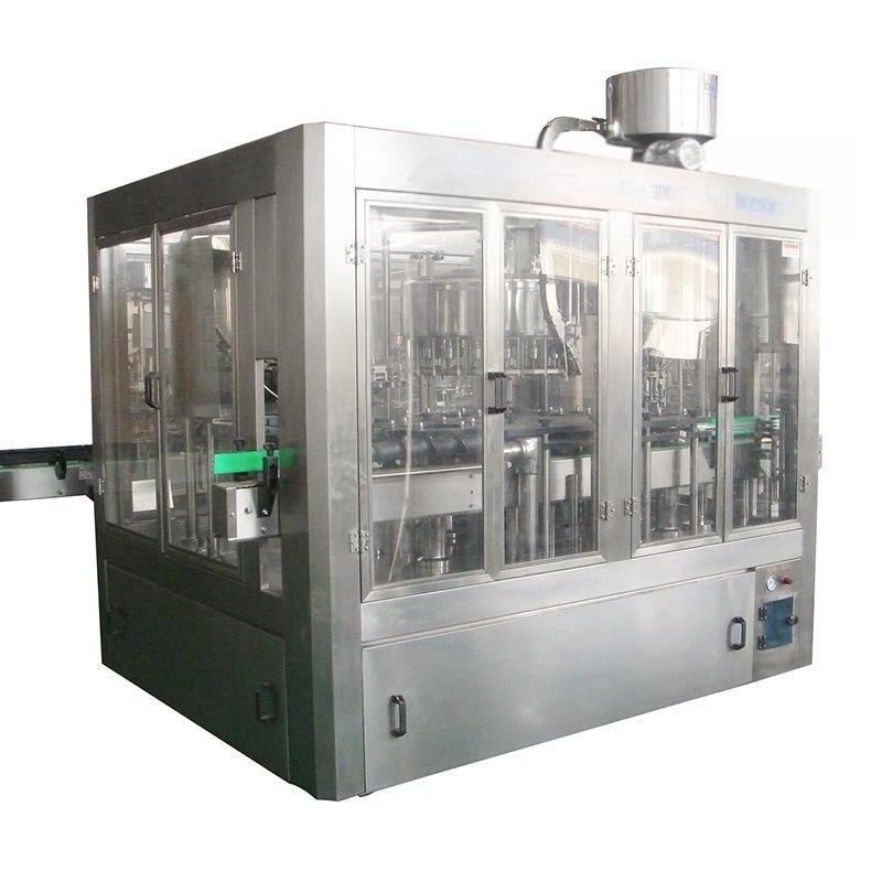 啤酒灌装设备灌装机啤酒灌装生产线全自动啤酒灌装机