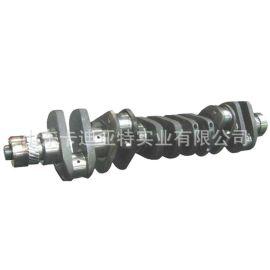 德龙发动机曲轴 德龙H3000 201-02101-0632曲轴锻钢 图片价格厂家