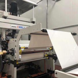 金韦尔PP、HIPS包装片材生产线
