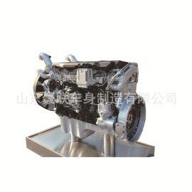 二汽东风发动机 东风天龙 中国重汽MC11.36-50 国五 发动机 图片