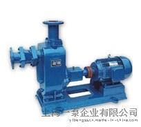 上海一泵ZW25-8-15自吸无堵排污泵