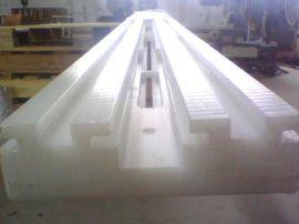 超高分子量聚乙烯耐磨条生产厂家