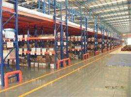 全国阁楼式货架设计 制作 正耀货架厂