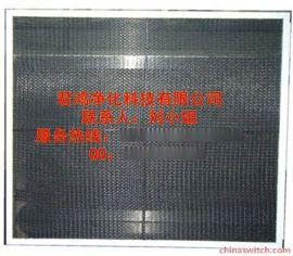 厂家供应梅州君鸿净化尼龙网过滤器,尼龙网初效过滤器**厂家