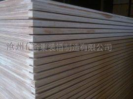 2400*1160*28mm集装箱木地板 货柜底板用胶合板 厂家大量供应