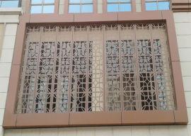 铝窗花  广告牌铝窗花   复古时尚装饰铝窗花