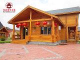 綿陽木屋別墅定製廠家,本公司木屋採用環保木材修建