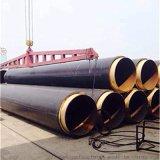 杭州地埋聚氨酯保温管,热力直埋保温管道
