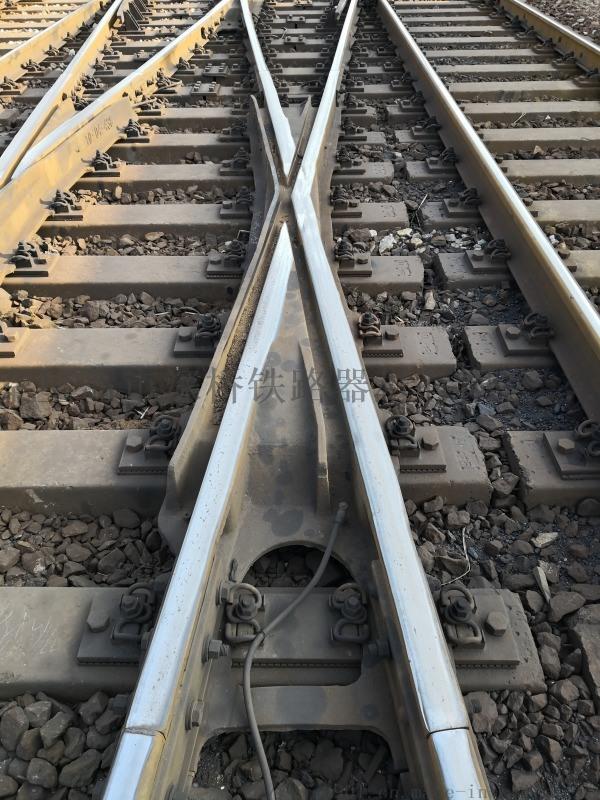 混凝土枕60Kg/m鋼軌9號5米交叉渡線道岔