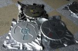 星辰公司生产真空铝箔袋防静电包装纯铝袋