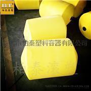 青海湖环保型塑料拦污浮筒/自浮式拦污排